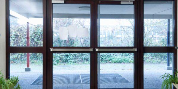 Puertas exteriores aluminio